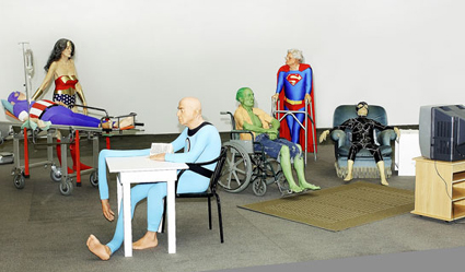 Hospice for Super Heroes