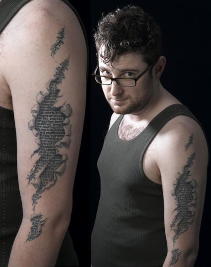 Labels: Man Cool Tattoo Picture