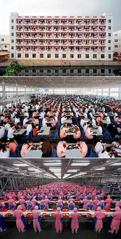 uniformity in chinese factories