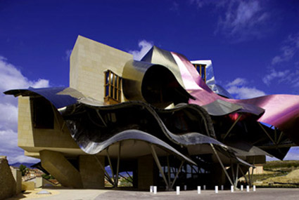 Gehry Hotel Marques DeRiscal