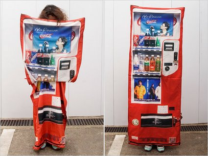 Japanese Vending Machine Dress2